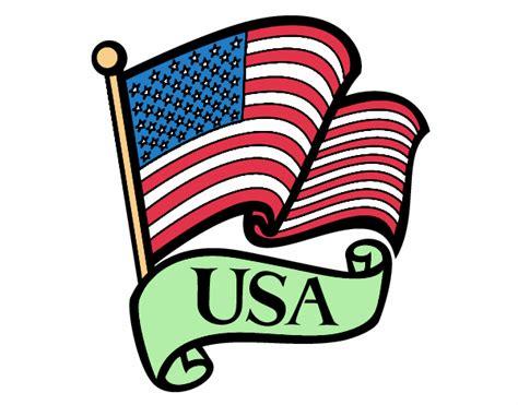 bandera de los estados unidos de amrica banco de auto design tech dibujo de bandera de los estados unidos pintado por en