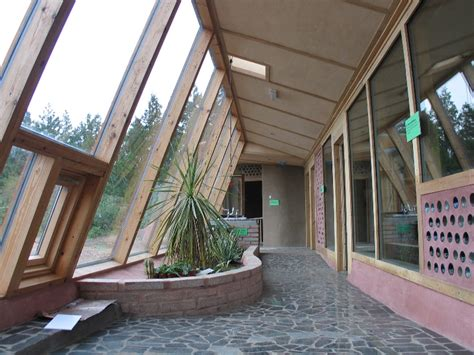 Open Home Floor Plans Kirst S Earthship Adventures Brighton Earthship Completed