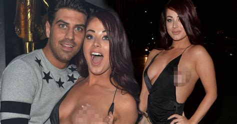 eva gaëlle green couple cheltenham boob flasher jessica hayes exposes all again on