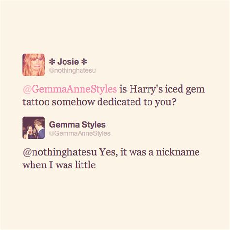 harry styles tattoo iced gem the meaning behind harry s iced gem tattoo his