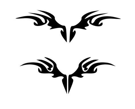 Tattoo Ali Tribali | tattoo of tribal wings indipendence challenge tattoo