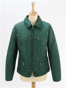hobbs womens green quilted jacket size 10 buy sell