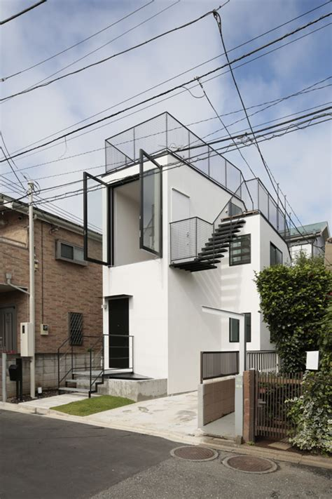 small house design ideas japan modern two story small house plan for single family design