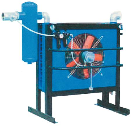compressed air powered fans drymec compressed air aftercoolers