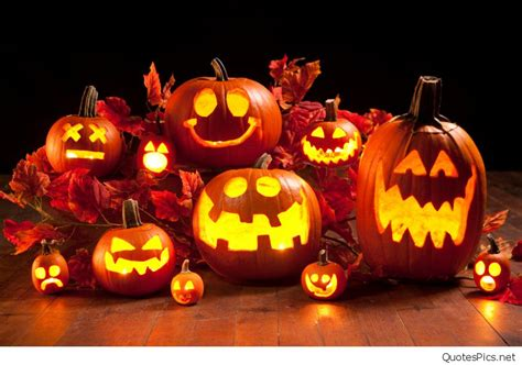 Best Halloween Pumpkin Carvings - happy halloween pumpkin carving images for facebook sharing