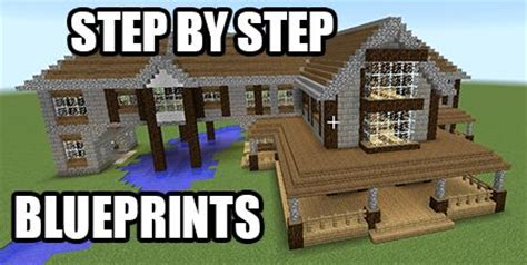 minecraft house design step by step minecraft house plans step by step steps minecraft house blueprints minecraft