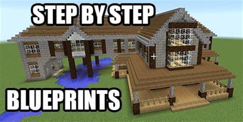 Minecraft House Plans Step By Step Minecraft House Plans Step By Step Steps Minecraft House Blueprints Minecraft Hogwarts