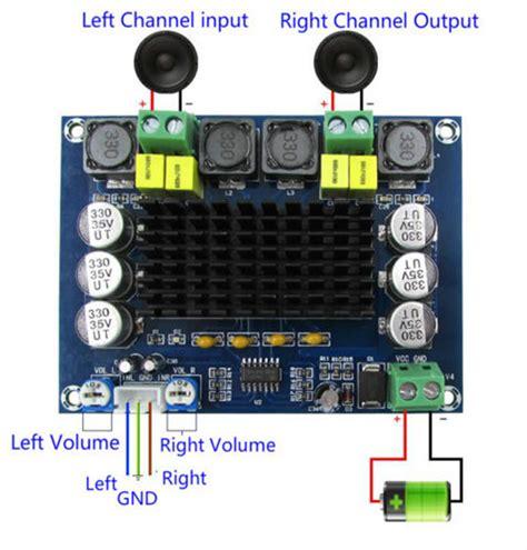Mdl 045f Tpa3116 Class D Bluetooth 2 1 Lifier 1x100w 2x50w Rms tpa3116 d2 2x50w 2x50w 100w 2x120w class d dual channel digital stereo lifier ebay