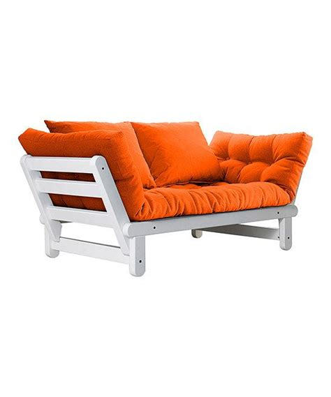 Orange Futons by White Orange Beat Futon