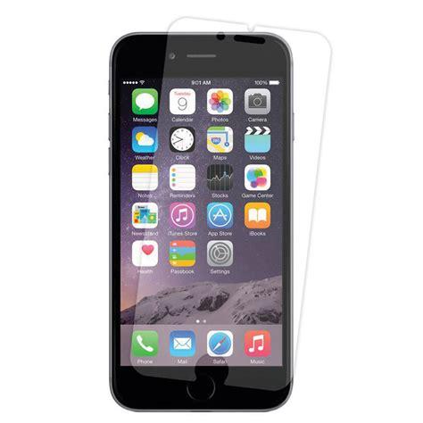 Ahha Monshield Anti Glare Iphone 6 6s Screen Protector xuma anti glare screen protector kit for iphone 6 6s psg ip6 b h