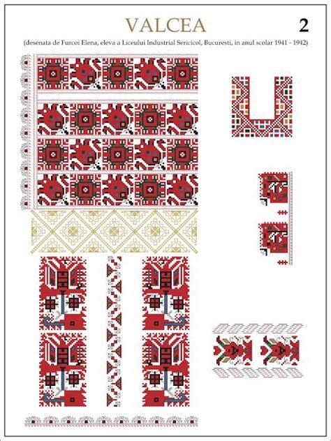pattern d ch là gì semne cusute ie din valcea 2 modele de ii romanesti din