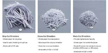 types of paper shredders smallbusiness com s guide to paper shredder machines and