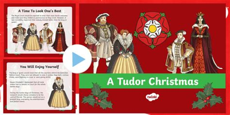 biography henry viii ks2 ks2 a tudor christmas information powerpoint henry viii