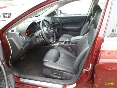 2010 nissan maxima 3 5 sv premium interior photos