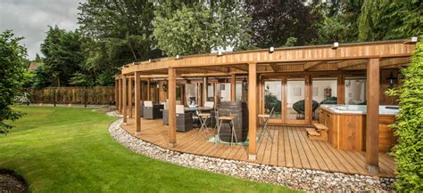 Rooms And Gardens by Bringing The Inside Outside With Crown Pavilions Luxury