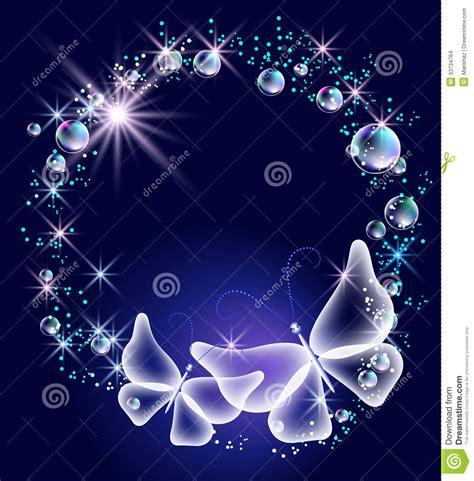 imagenes d mariposas con movimientos mariposas y burbujas imagenes de archivo imagen 33734764