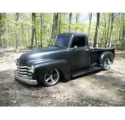 1950 Chevy Truck Hot Rod For Sale  Autos Weblog