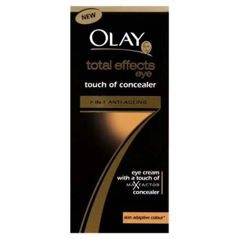 Olay Total Effects Eye 15ml olay total effects touch of concealer eye with max