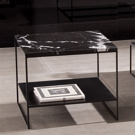 minotti calder marble coffee table modern coffee