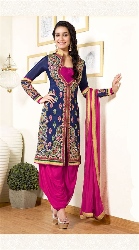 punjabi suits new style punjabi suits designs collection hijabiworld