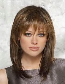 trangole medium lenght the haircut popular medium length haircuts 2016