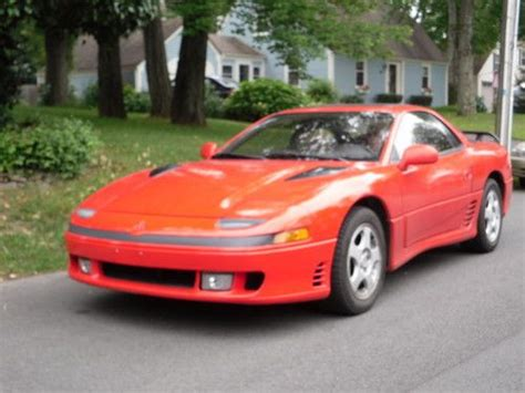 mitsubishi new sports car purchase used 1991 mitsubishi 3000gt sl low like