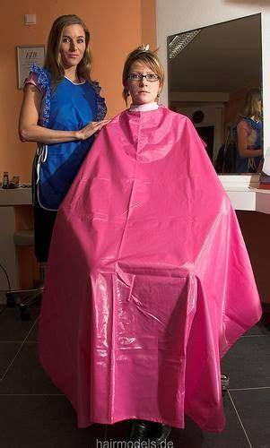 photo sissy perm punishment plastic and nylon cap lurvely coiffeuse barberettes pinterest
