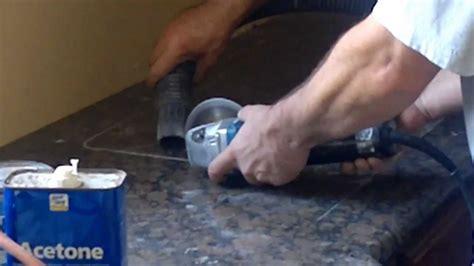 undermount kitchen sink install youtube