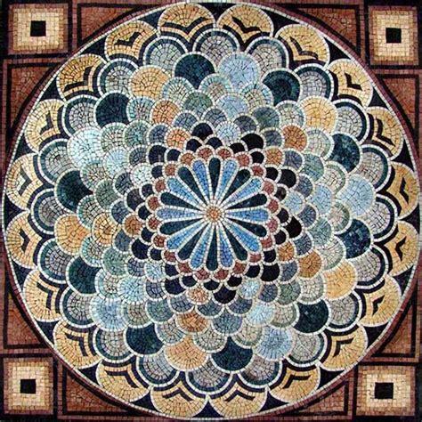 Geometric Marble geometric marble mosaic pattern mosaics
