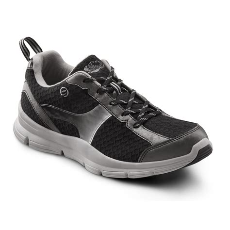 comfort shoes store dr comfort chris men s therapeutic extra depth athletic shoe