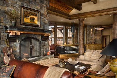rustic interior design ideas house experience