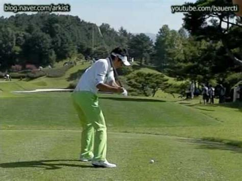 ryo ishikawa swing 300fps ryo ishikawa slow motion iron golf swing 7