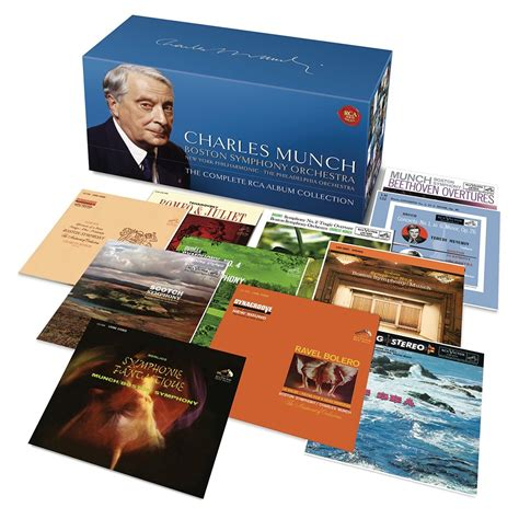 charles munch the complete rca album collection box set