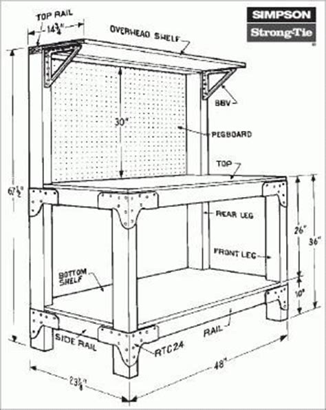 plans for a work bench best 25 workbench plans ideas on pinterest workbench