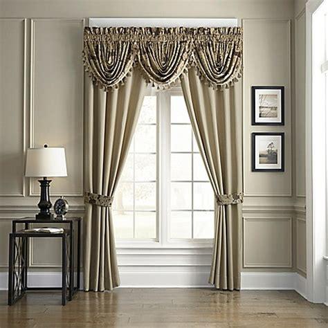 croscill window curtains buy croscill 174 sorina 84 inch rod pocket window curtain