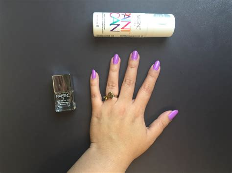 spray painting your nails we tried the new spray on nail and discovered some