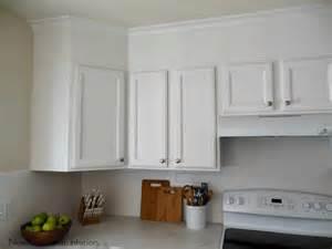 Kitchen Cabinet Soffit Painted Kitchen Cabinets Painted Kitchen Cabinet Ideas