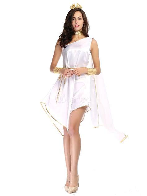 Stylish Costume Of The Day Goddess by Easy Costumes Goddess Athena