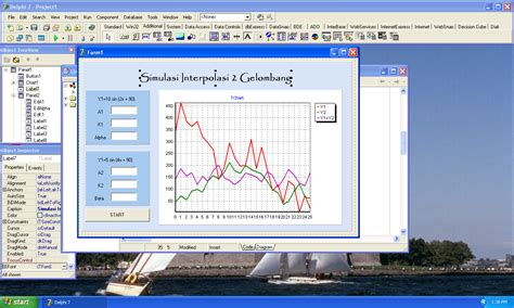 membuat skrip html more than physics skrip membuat simulasi interpolasi 2