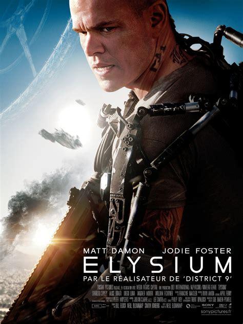 film terre promise avec matt damon elysium film 2013 allocin 233