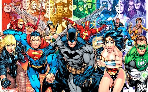 justice league of america who is the greatest superhero team gen discussion comic vine
