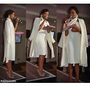 Pnina The Editor Of Glamour Magazine SA