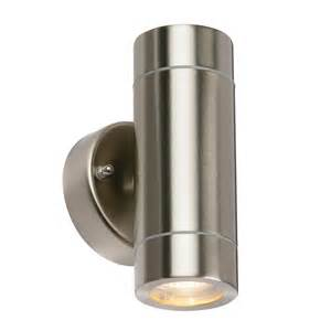 outside light saxby up wall spot light