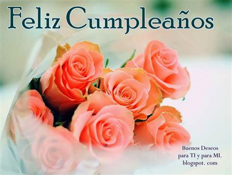 imagenes de cumpleaños de rosas feliz cumple flores buscar con google cumple