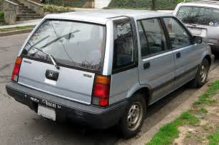 honda civic wagovan the about cars