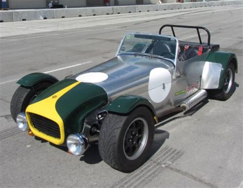 purchase used lotus caterham seven in salt lake city