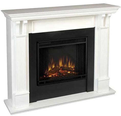White Electric Fireplace 7100e W White Electric Fireplace Just Fireplaces