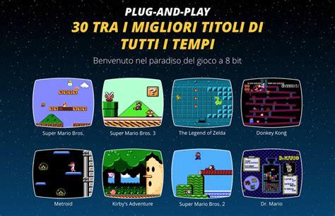 console giochi anni 80 console anni 80 dopo il nes versione mini torna anche
