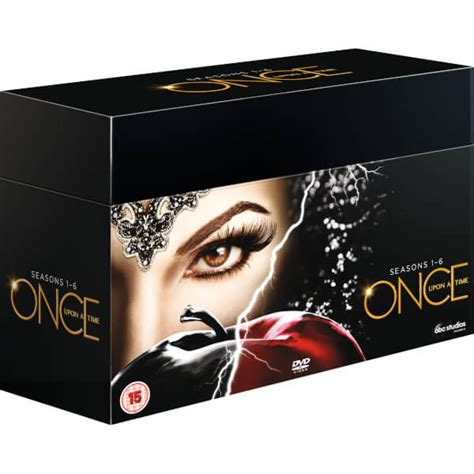 once upon a spook series 1 once upon a time season 1 6 dvd zavvi nl