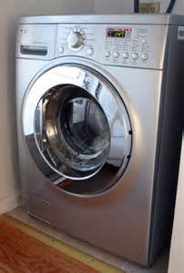 Clothes Washer And Dryer In One Machine Sleek Sophisticated And Sparkling Clean Wendolonia